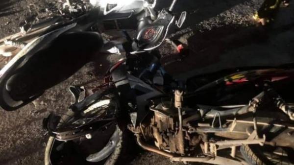 Vụ 3 xe máy đâm nhau ở đường thôn trong đêm ở Quảng Ninh: 1 trong 4 nạn nhân đã tử vong