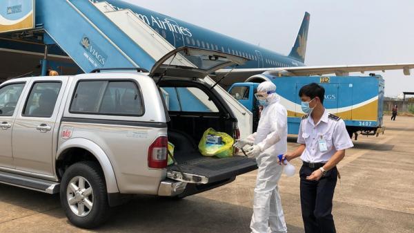 Miễn phí máy bay cho bác sĩ đến Bắc Ninh, Bắc Giang chống dịch