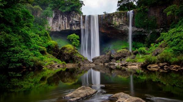 """Bỏ qua dải lụa bạc giữa núi rừng Kon Chư Răng ở Gia Lai, bạn phí cả """"thanh xuân check-in"""" đấy!"""