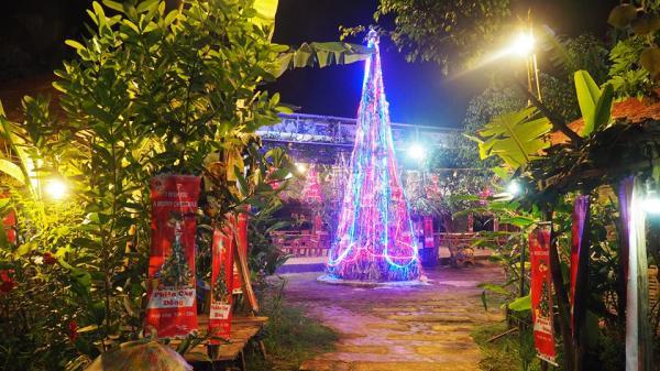 Đón Noel với nhiều chương trình đặc biệt tại Nhà Tôi Quán giữa phố núi Gia Lai