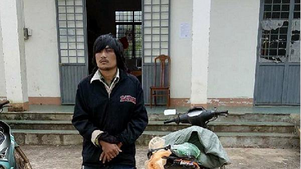 Gia Lai: Bắt đối tượng trộm 18 chiếc chiêng của người dân