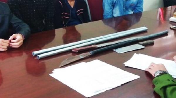 Gia Lai: Bắt giữ 2 nhóm đối tượng cướp tài sản có hung khí