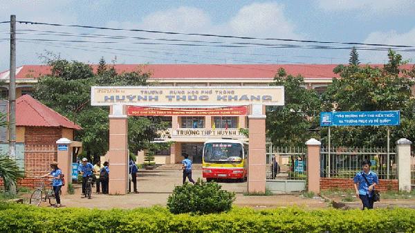 Thêm 8 trường trung học Gia Lai đạt chuẩn quốc gia