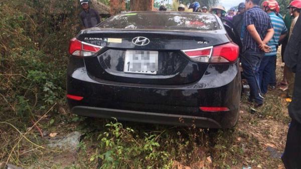 [Kinh hoàng]: Ôtô đối đầu xe tải, 2 người tử vong