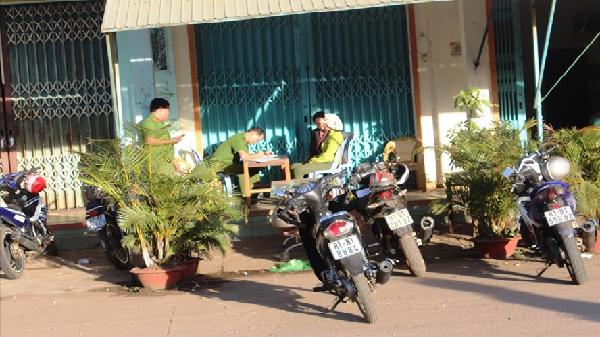 """Vụ """"cướp xe khách"""" giường nằm tại Gia Lai: Tranh chấp dân sự chứ không phải cướp"""