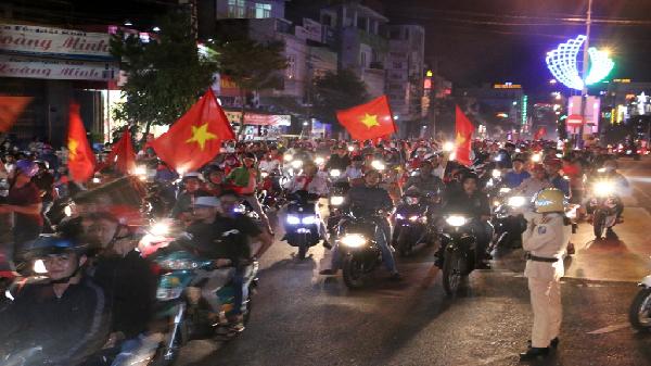 U23 Việt Nam vẫn là người vô địch trong lòng người hâm mộ Phố núi