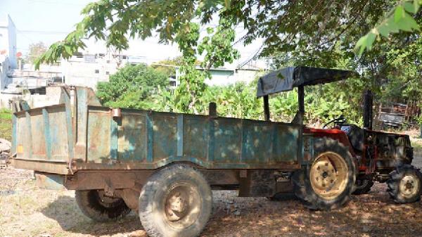 Gia Lai: Tông vào đuôi xe công nông khiến 2 vợ chồng tử vong
