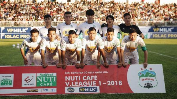 Thi đấu nhạt nhòa, HAGL của Xuân Trường, Công Phượng vẫn 'thống trị' V-League ở thống kê đặc biệt