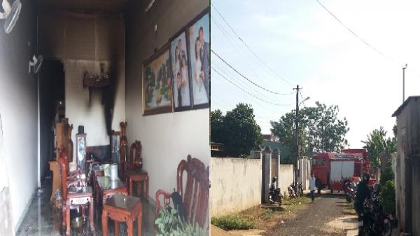 Gia Lai: Cháy nhà, ba mẹ con bỏng nặng