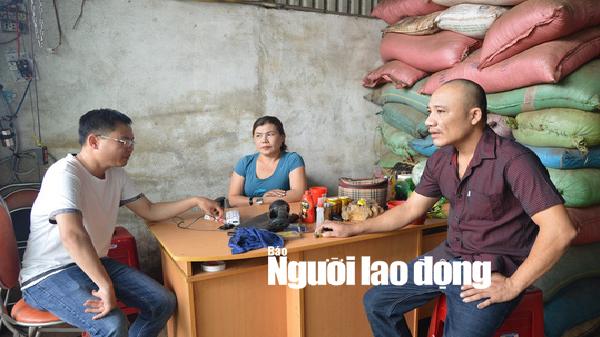 Tạm giữ khẩn cấp 5 người vụ cà phê nhuộm than pin dùng làm thực phẩm