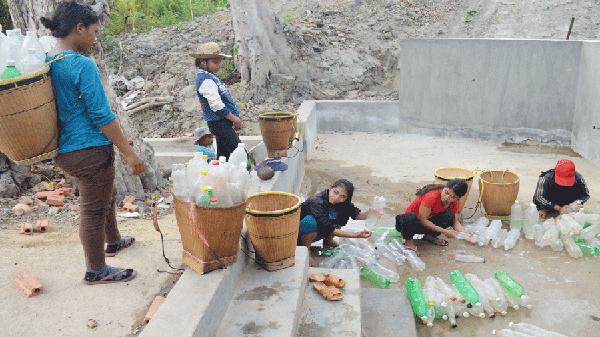 Ia Púch: Người dân thiếu nước sinh hoạt