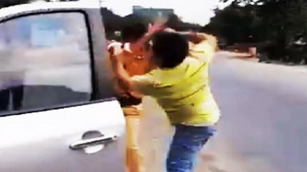Vụ CSGT tỉnh Gia Lai bị đánh: Người đàn ông trong clip 'trần tình'