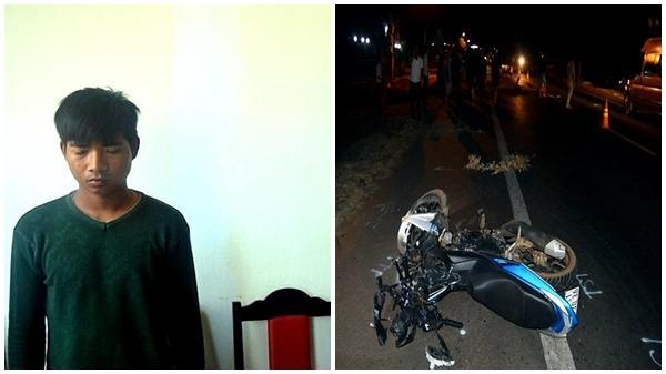 Gia Lai: Nam thanh niên chở 3 tông tử vong 2 cụ bà