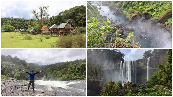 Gia Lai: Hành trình đi tìm vẻ đẹp hoang sơ của thác K50