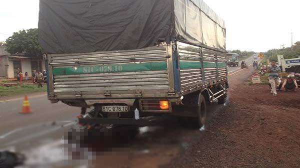 Chư Pưh (Gia Lai): Va chạm với xe ô tô, 1 nam thanh niên chết thảm