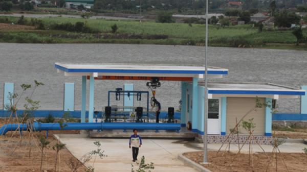 Khánh thành Nhà máy nước Sài Gòn-An Khê