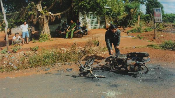 Chư Prông (Gia Lai) : Hủy hoại tài sản, lãnh án 24 tháng tù