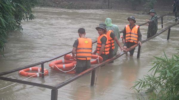 Gia Lai: Chủ động ứng phó mưa lũ