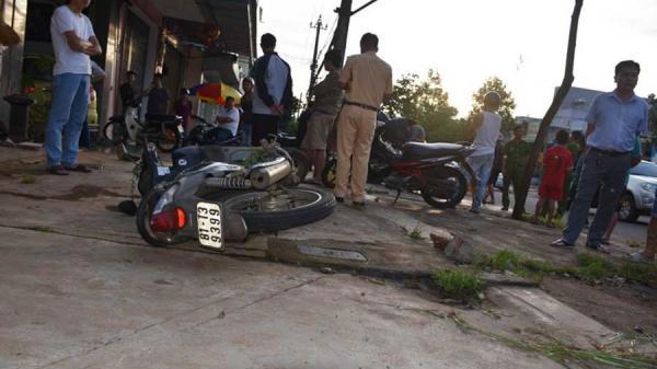 Pleiku: Xe ô tô lao thẳng vào nhà dân