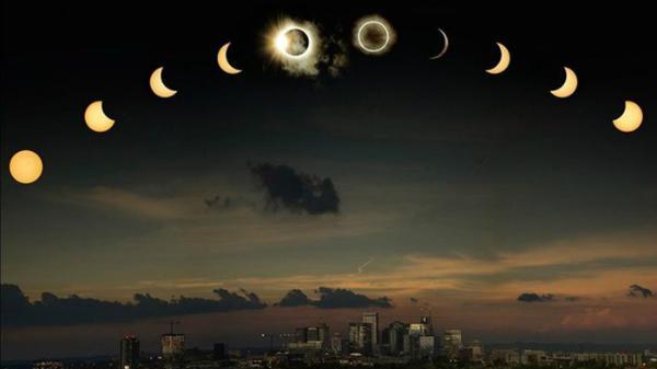 NGẮM NGUYỆT THỰC, MƯA SAO BĂNG rạng sáng 28/7: Người Gia Lai có thể chứng kiến hiện tượng thiên văn thế kỷ