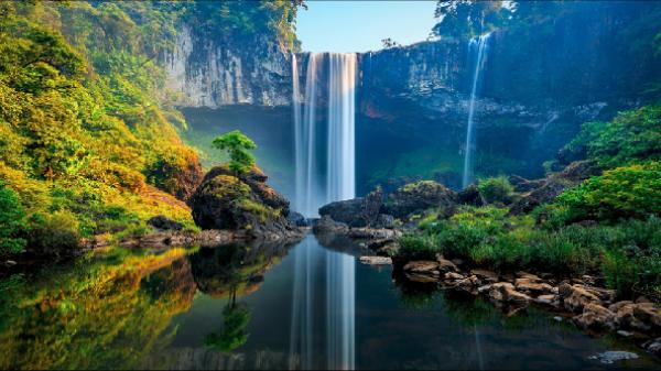Những thác nước hùng vĩ ở Gia Lai trong bộ ảnh 'Dấu ấn Việt Nam'
