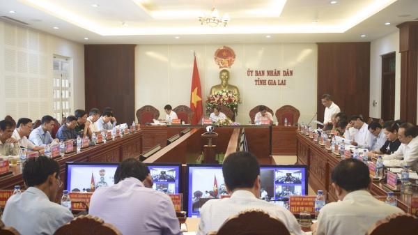 Hội nghị trực tuyến sơ kết công tác 9 tháng đầu năm
