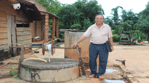 Chư Prông: Nhiều giếng nước bị ô nhiễm xăng dầu