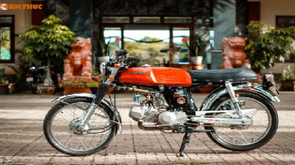 """""""Thuốc độc"""" Honda 67 độ 190cc của dân chơi Gia Lai"""