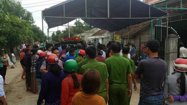 Phó chỉ huy quân sự bắn chết phó chủ tịch phường: Lấy súng từ tủ phường đội