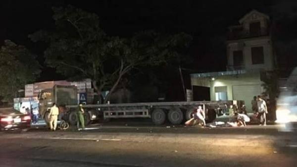 Tai nạn khi qua đường giao nhau, một người Gia Lai bị thương nặng