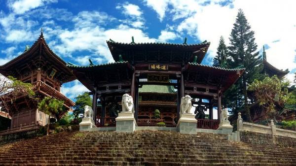 Chùa Minh Thành - Điểm check-in ở Gia Lai 'phiêu' chẳng kém cảnh thơ mộng nơi Nhật Bản xa xôi