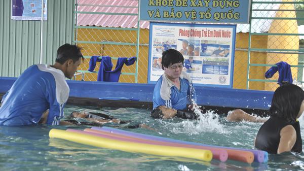 Phòng, chống tai nạn đuối nước cho học sinh Tây Nguyên