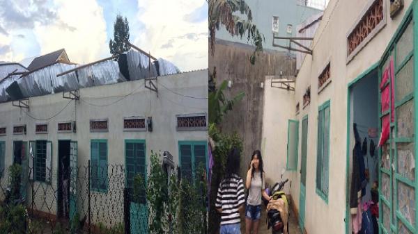 Lốc xoáy tại Gia Lai, Lâm Đồng cuốn phăng mái hàng chục nhà dân