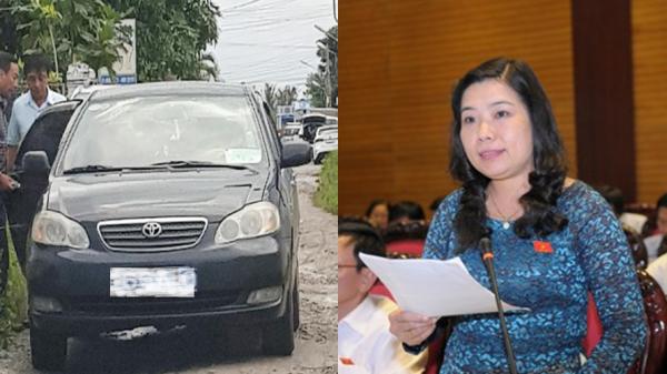 Nữ Trưởng đoàn ĐBQH Hồ Thị Cẩm Đảo lên tiếng về việc tổ chức tiệc cưới linh đình cho con trong 3 ngày