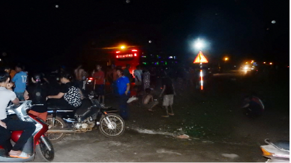 Gia Lai: Qua đường, một phụ nữ bị tông chết