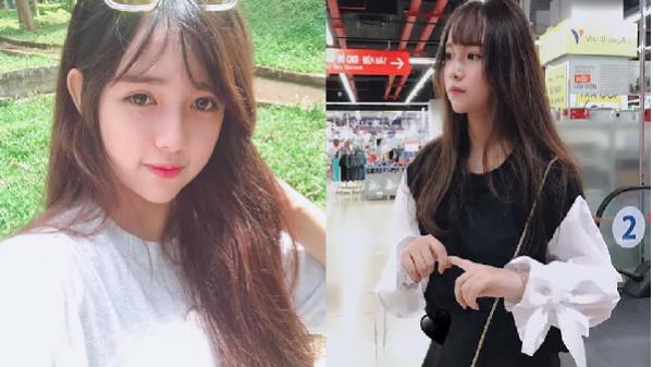 """9x Gia Lai sở hữu vẻ đẹp tựa mỹ nhân Hàn cùng góc nghiêng """"gây mê"""""""