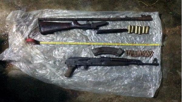 Gia Lai: Khám nhà kẻ mang lựu đạn đi đòi nợ, phát hiện súng AK