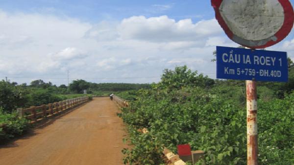 """Giải mã bí ẩn cầu Ia Roey 1  ởGia Lai - 1 trong 4 cây cầu bị đồn thổi """"rùng rợn"""" nhất Việt Nam"""