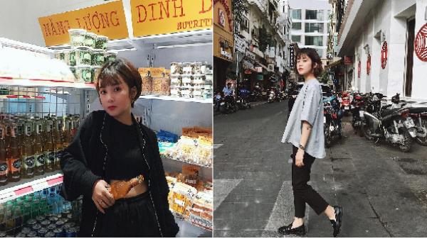 """Cô nàng Pleiku siêu hot trên Instagram: Không chỉ xinh mà còn """"nổi bần bật"""" vì cao đúng 1m50"""