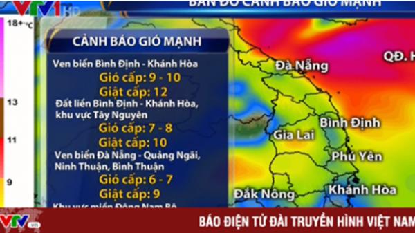 Bão số 12 gây mưa diện rộng ở Tây Nguyên, diễn biến lũ nâng lên mức khẩn cấp
