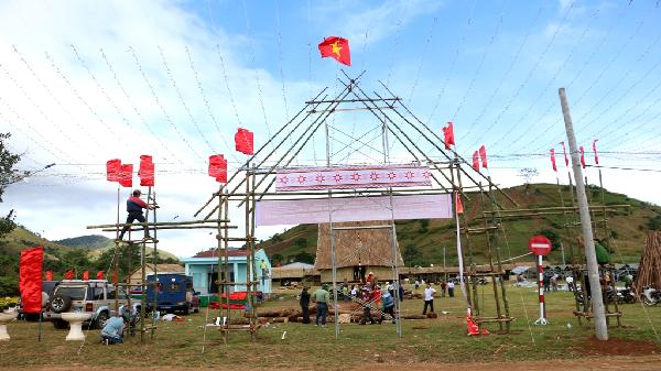 Lễ hội Hoa dã quỳ-núi lửa Chư Đăng Ya đã sẵn sàng