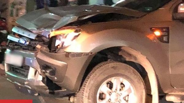 Đi bộ sang đường, 4 người bị xe ô tô đâm tử vong