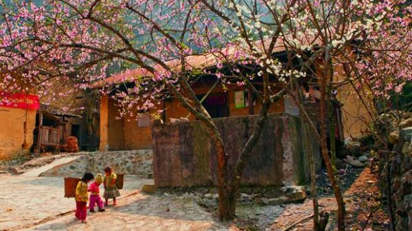 Cạnh Lào Cai, có một nơi phong cảnh hữu tình làm say lòng người đến, níu bước người đi
