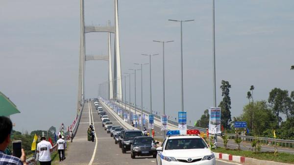 20 triệu dân ở miền Tây hưởng lợi khi Cầu Cao Lãnh thông xe
