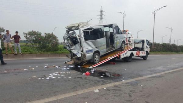 Vụ tai nạn trên cao tốc do điều khiến 8 người thương v.ong: Một cảnh sát hình sự t.ử v.ong