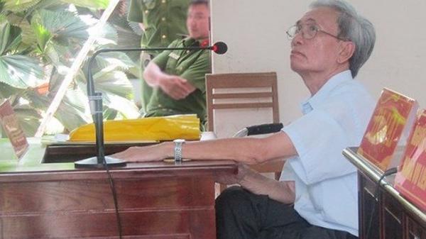 """Hôm nay 1/6, chính thức xử giám đốc thẩm vụ Nguyễn Khắc Thủy """"dâm ô trẻ em"""""""