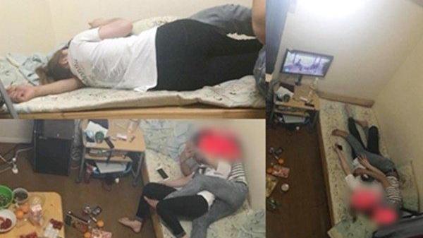 Ở ghép khổ lắm, thằng bạn dắt người yêu về ân ái ở giường như nhà mình nên dọa tung clip 4K