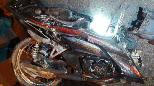 Truy tìm tài xế xe container cán chết người quê miền Tây lúc 4h sáng