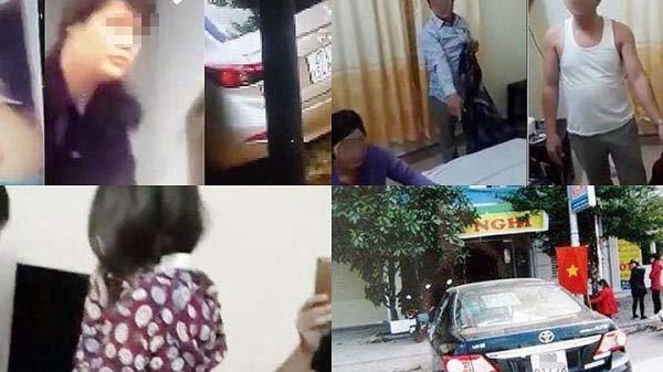 NÓNG: Lộ clip nhiều 'quan' nghi vào nhà nghỉ với gái đã có chồng