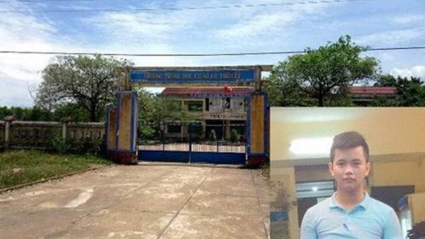 Thanh niên hiếp dâm cô giáo khai vào trường tìm chìa khóa rồi nảy sinh ý định cướp